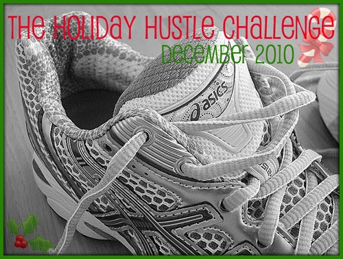 The Holiday Hustle Challenge