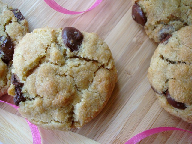 Browned Butter Toasted Coconut Chocolate Chip Cookies