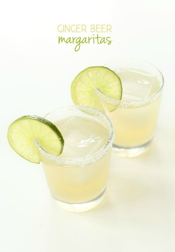 Ginger-Beer-Margaritas
