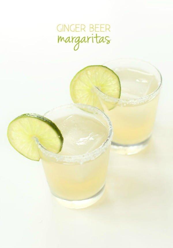 Ginger-Beer-Margaritas