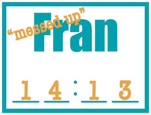 Fran 001
