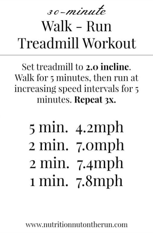 TM workout II