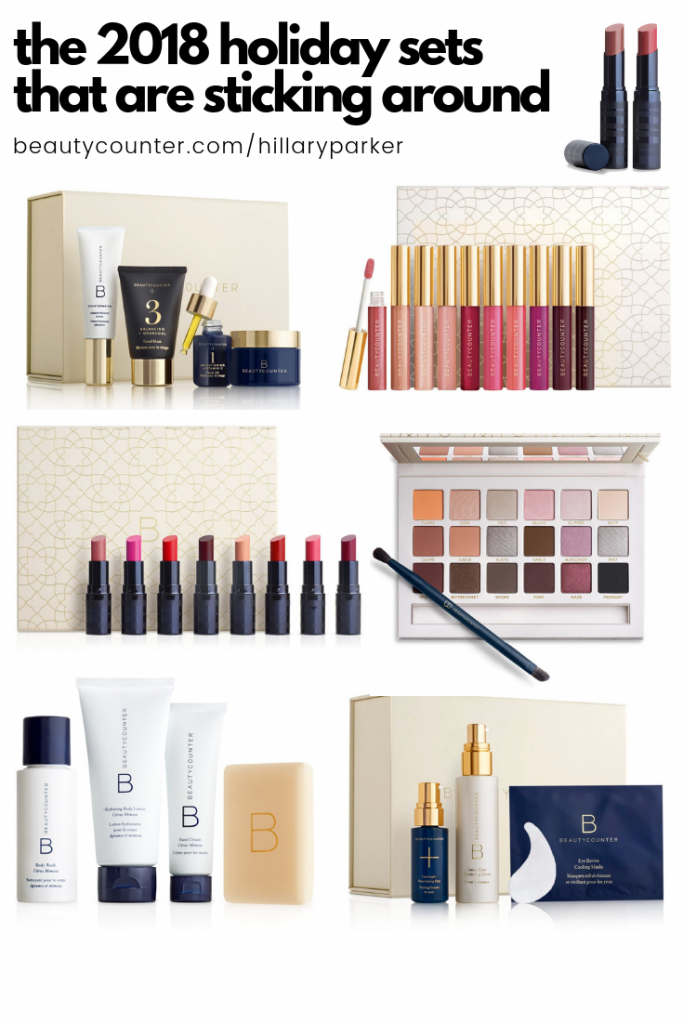 Beautycounter's 2018 Holiday Sets That Are Sticking Around